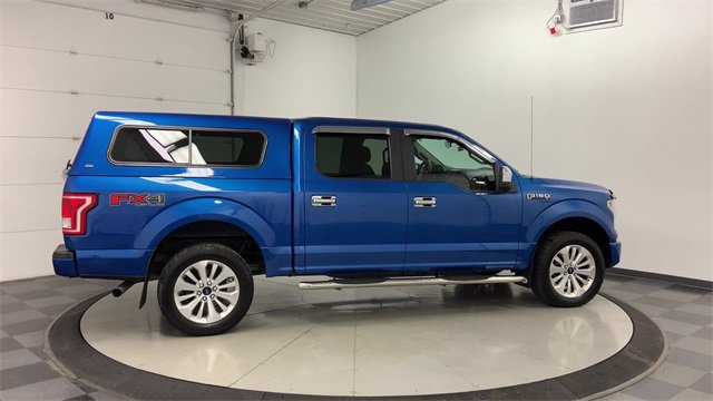 2016 Ford F-150 SuperCrew Cab 4x4, Pickup #W5096 - photo 33