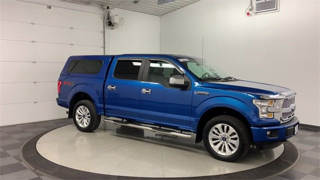 2016 Ford F-150 SuperCrew Cab 4x4, Pickup #W5096 - photo 34