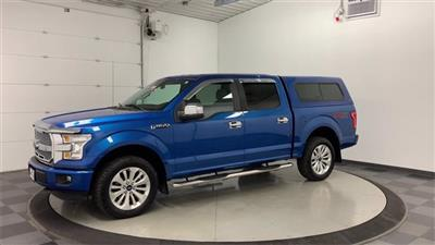 2016 Ford F-150 SuperCrew Cab 4x4, Pickup #W5096 - photo 31