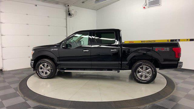 2018 Ford F-150 SuperCrew Cab 4x4, Pickup #W5618 - photo 38