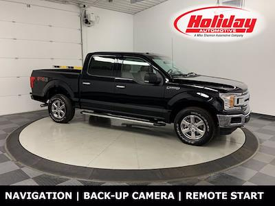 2018 Ford F-150 SuperCrew Cab 4x4, Pickup #W5618 - photo 1