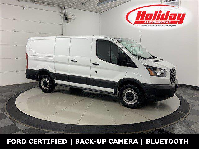 2017 Ford Transit 150 Low Roof 4x2, Empty Cargo Van #W5623 - photo 1