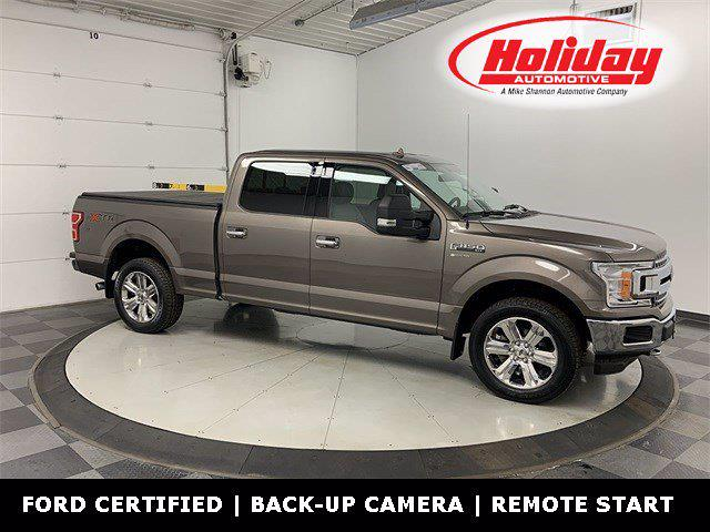2018 Ford F-150 SuperCrew Cab 4x4, Pickup #W5650 - photo 1