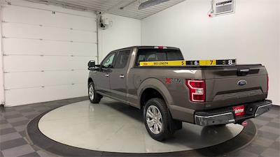 2018 Ford F-150 SuperCrew Cab 4x4, Pickup #W5650 - photo 3