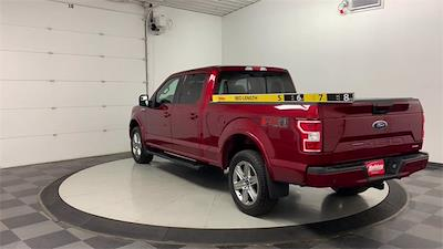 2018 Ford F-150 SuperCrew Cab 4x4, Pickup #W5651 - photo 4