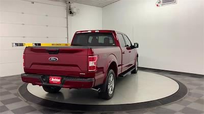 2018 Ford F-150 SuperCrew Cab 4x4, Pickup #W5651 - photo 2