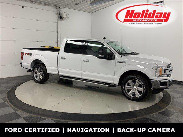 2019 Ford F-150 SuperCrew Cab 4x4, Pickup #W5655 - photo 1