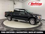 2018 Ford F-150 SuperCrew Cab 4x4, Pickup #W5835 - photo 1