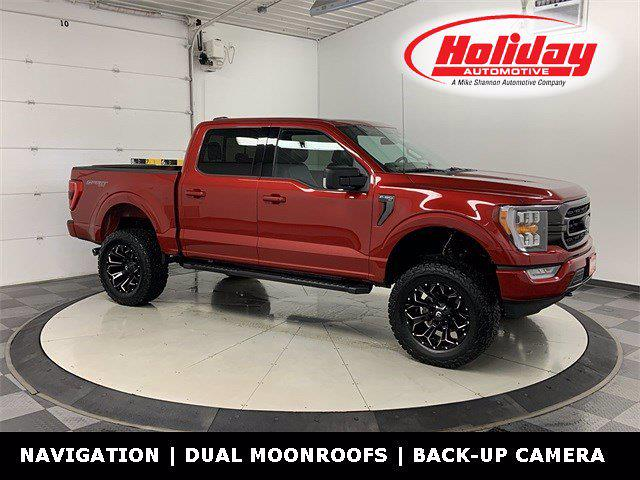 2021 Ford F-150 SuperCrew Cab 4x4, Pickup #W5837 - photo 1