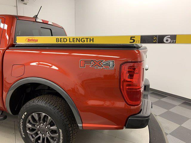 2019 Ford Ranger SuperCrew Cab 4x4, Pickup #21F181A - photo 4