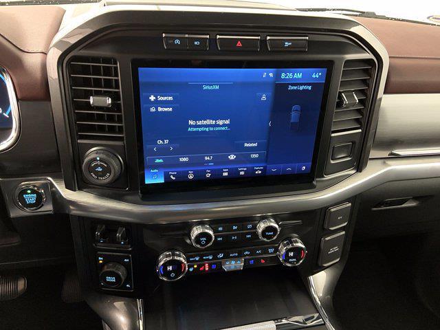 2021 Ford F-150 SuperCrew Cab 4x4, Pickup #W5967 - photo 22