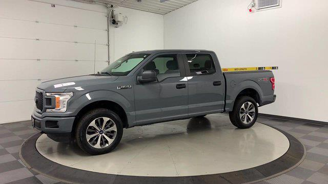 2019 Ford F-150 SuperCrew Cab 4x4, Pickup #W5999 - photo 35