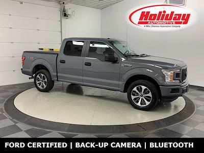 2019 Ford F-150 SuperCrew Cab 4x4, Pickup #W5999 - photo 1