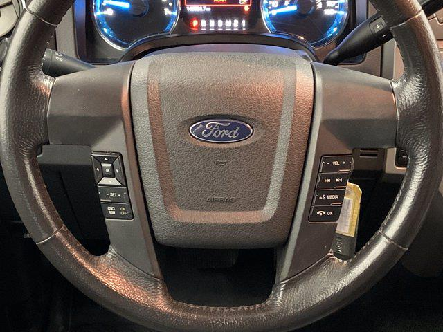 2013 Ford F-150 SuperCrew Cab 4x4, Pickup #W5999A - photo 15