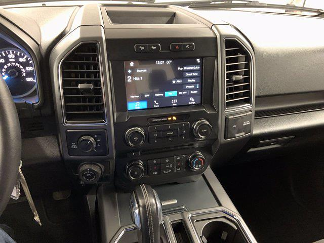 2018 Ford F-150 SuperCrew Cab 4x4, Pickup #W6016 - photo 19