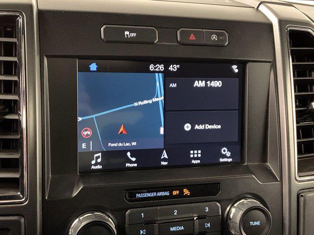 2019 Ford F-150 SuperCrew Cab 4x4, Pickup #W6031 - photo 22