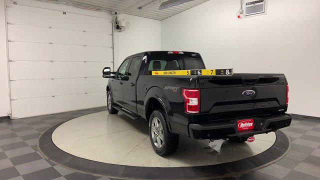 2018 Ford F-150 SuperCrew Cab 4x4, Pickup #W6043 - photo 35