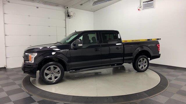 2018 Ford F-150 SuperCrew Cab 4x4, Pickup #W6043 - photo 70