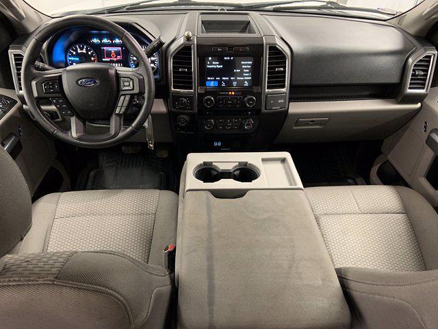 2016 Ford F-150 SuperCrew Cab 4x4, Pickup #W6097 - photo 5