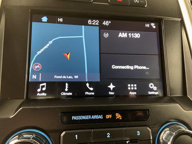 2018 Ford F-150 SuperCrew Cab 4x4, Pickup #W6107 - photo 22