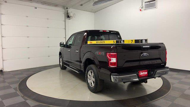 2018 Ford F-150 SuperCrew Cab 4x4, Pickup #W6121 - photo 3