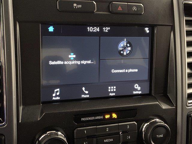 2018 Ford F-150 SuperCrew Cab 4x4, Pickup #W6351 - photo 22
