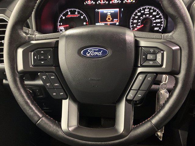 2018 Ford F-150 SuperCrew Cab 4x4, Pickup #W6445 - photo 17