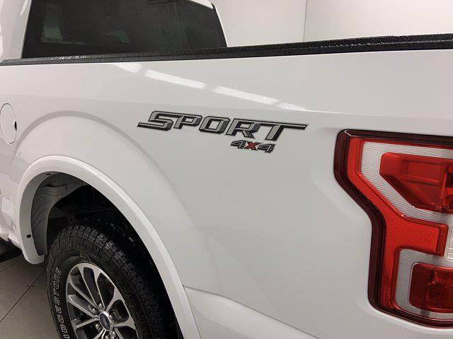 2018 Ford F-150 SuperCrew Cab 4x4, Pickup #W6467 - photo 31