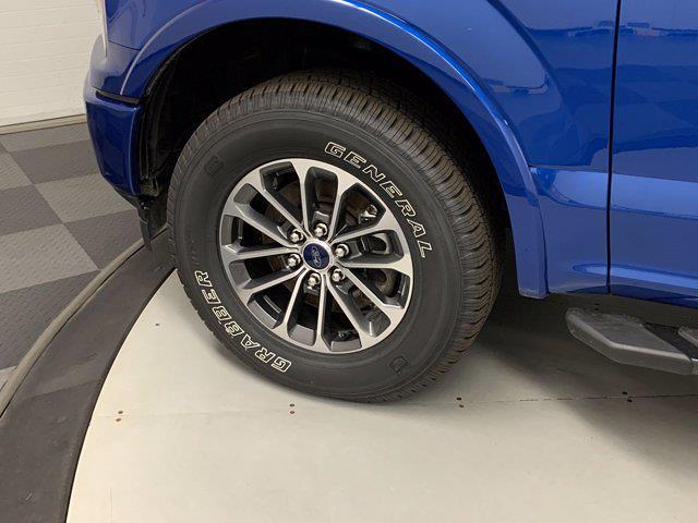 2018 Ford F-150 SuperCrew Cab 4x4, Pickup #W6540 - photo 29