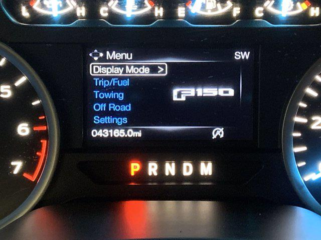 2018 F-150 SuperCrew Cab 4x4,  Pickup #W6616 - photo 19