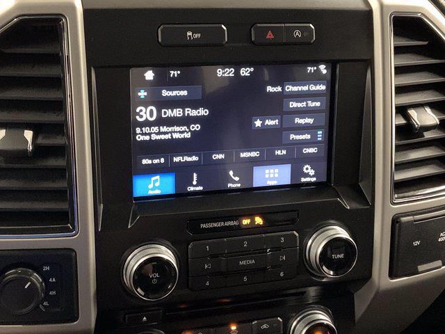 2018 F-150 SuperCrew Cab 4x4,  Pickup #W6751 - photo 19