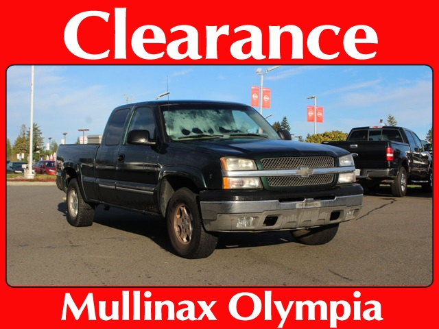 2004 Silverado 1500 Extended Cab 4x4,  Pickup #113527 - photo 1