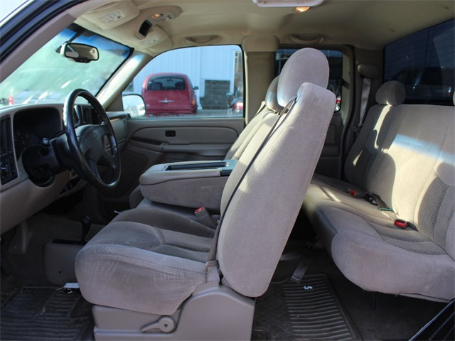 2004 Silverado 1500 Extended Cab 4x4,  Pickup #113527 - photo 6