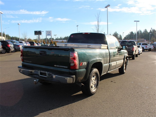 2004 Silverado 1500 Extended Cab 4x4,  Pickup #113527 - photo 2