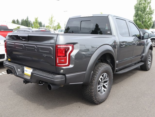 2018 F-150 SuperCrew Cab 4x4,  Pickup #B12529C - photo 1