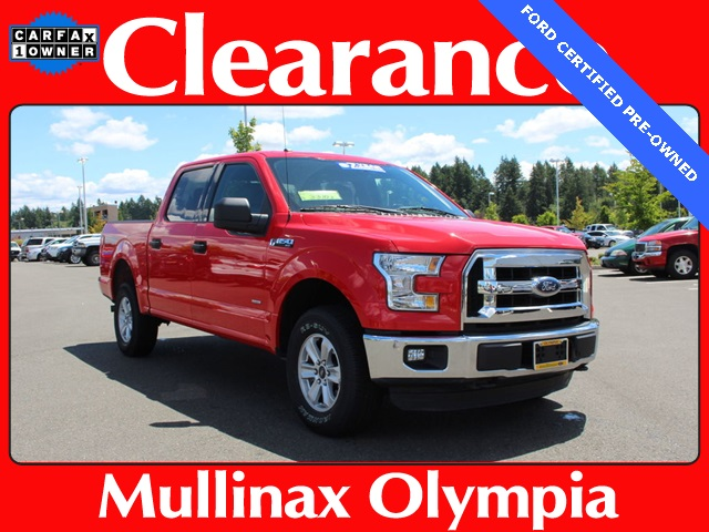 2016 F-150 SuperCrew Cab 4x4,  Pickup #B13111M - photo 1