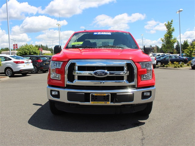2016 F-150 SuperCrew Cab 4x4,  Pickup #B13111M - photo 5