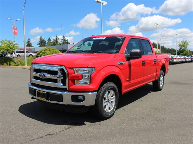 2016 F-150 SuperCrew Cab 4x4,  Pickup #B13111M - photo 7