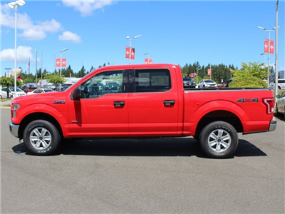 2016 F-150 SuperCrew Cab 4x4,  Pickup #B13111M - photo 3