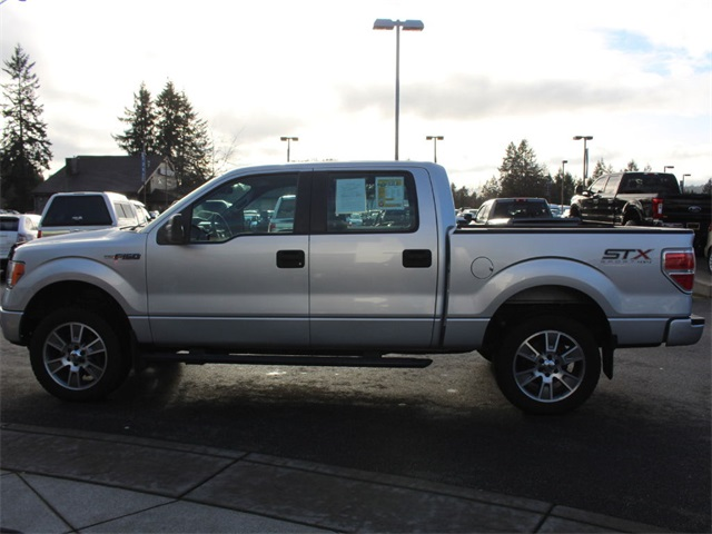 2014 F-150 SuperCrew Cab 4x4,  Pickup #C96509 - photo 4