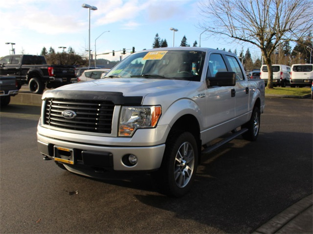 2014 F-150 SuperCrew Cab 4x4,  Pickup #C96509 - photo 21