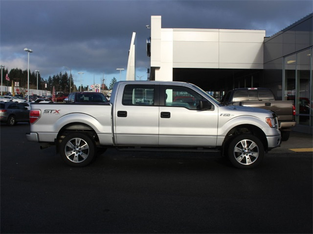 2014 F-150 SuperCrew Cab 4x4,  Pickup #C96509 - photo 5