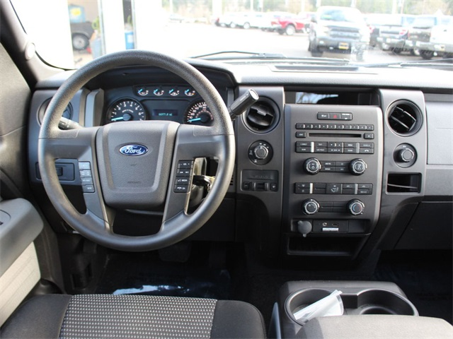 2014 F-150 SuperCrew Cab 4x4,  Pickup #C96509 - photo 9
