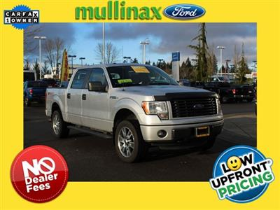 2014 F-150 SuperCrew Cab 4x4,  Pickup #C96509 - photo 1