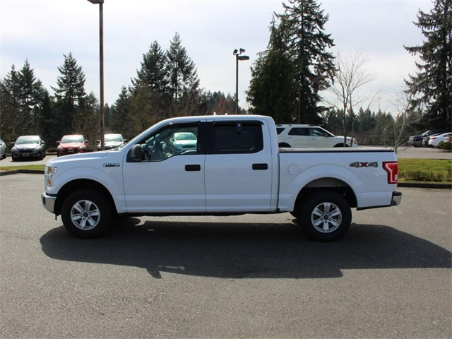 2015 F-150 SuperCrew Cab 4x4,  Pickup #D46025A - photo 4