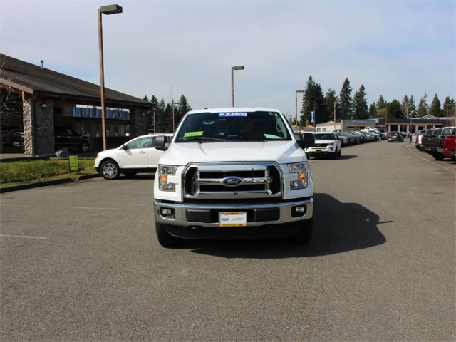2015 F-150 SuperCrew Cab 4x4,  Pickup #D46025A - photo 3