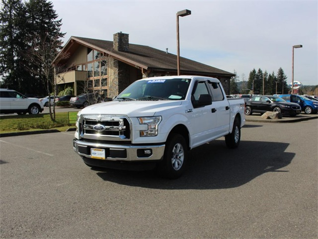 2015 F-150 SuperCrew Cab 4x4,  Pickup #D46025A - photo 7
