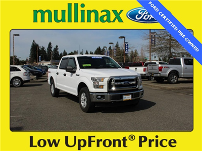 2015 F-150 SuperCrew Cab 4x4,  Pickup #D46025A - photo 1