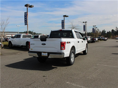 2015 F-150 SuperCrew Cab 4x4,  Pickup #D46025A - photo 2