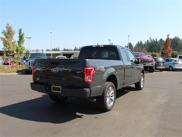 2017 F-150 Super Cab 4x4,  Pickup #D60331 - photo 2